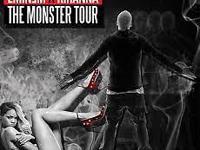 The Monster Tour Concert. Eminem x Rihanna Concert.