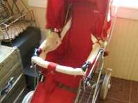 Designer Baby Stroller for sale reduced from 200 to 75.