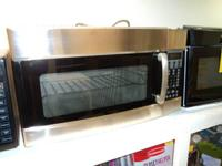 Used Kenmore S/S Microwave Oven; Design No.: ; Smart