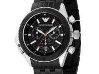 Emporio Armani watch for sale. 3 years old. Needs