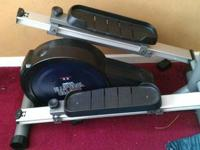 hello all. I have for sale an elliptical stepper