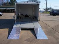 2010 Haulmark 20' Enclosed Car Trailer. Like new and