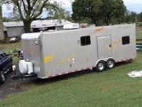 2007 Toy hauler. Built to haul truck or car, but can be