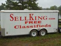 I have a cargo enclosed trailer with doors in back,
