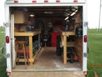 6' X 12' Enclosed Trailer $1899.99 in Boones Mill, Va