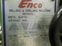 I have For Sale a n Enco Manufacturing Co Mill model