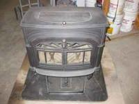Vermont casting Encore non cat. wood stove, model 1450,