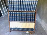 Complete set of 30 volumes in original rack. Cash and
