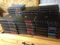 I have a complete set of encyclopedias for sale. These