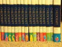 Beautifully illustrated 15 volume set of children's