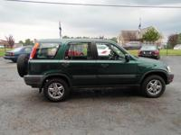 2001 Honda CR-V $4,799!! 127,482 Miles. In great