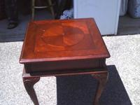 Have this solo end table made by Ashley Furniture