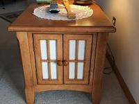Type: Living Room Type: Tables Two matching end tables,
