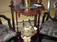 We have new and used end tables, coffee tables and
