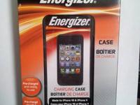 New in the box Energizer charging case for iPhone 4 and