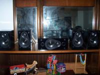 Hello i have a vary nice speakers system by energy they