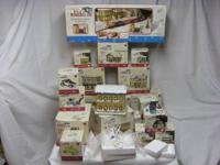Enesco, It's A Wonderful Life Illuminated Village,