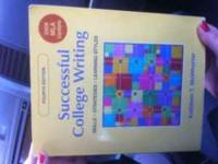 Kathleen T. McWhorter, Successful College Writing, 4th