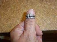 I have my wedding rings that I would like to sell. They