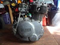 Engine including carburetor in good working condition
