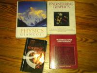 I have many engineering resource and college text books