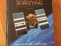 Elementary Surveying (Ghilani & Wolf, 12th edition).