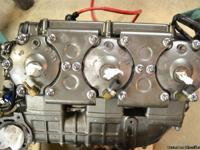 Seadoo 587cc short block complete. white 587cc rotating