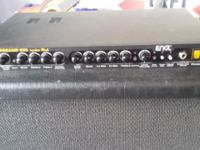 2 channel preamp(with two additional modes)two Ruby HG
