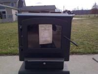 England wood stove never used BRAND NEW! will heat up