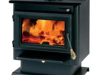 The Englander 1,000 sq. ft. Wood Stove is a
