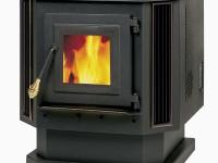 The deluxe Englander 2,200 sq. ft. Pellet Stove comes