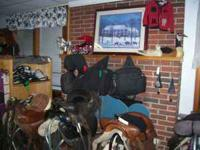 Next to New Consignment Cottage has..... Equine