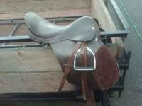 Ride Easy in this Stylish English Saddle! $125 Please