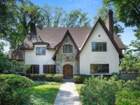 Grand Tudor Style in one of Essex Fells most beautiful