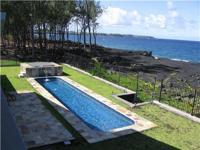 Just a 20 minute drive from Hilo International Airport