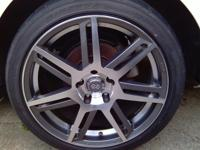 Im selling a set of Enkei Aletta wheels with tires,