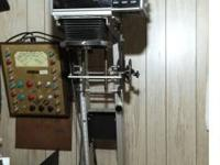 SUPER CHROMEGA DICHROIC ENLARGER INCLUDING TIMER -