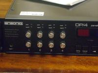 Ensonic DP/4 Parallel Effects Processor, good