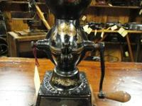 Business No. 1 Coffee Mill/Grinder Very Nice! Dealer