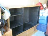Heavy Duty Entertainment center for sale 35.00 Call me