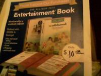 Wow Entertainment Books For Sale Only $ 10.00! Was $
