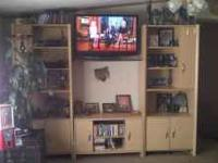 Im selling my entertainment center .....had it for