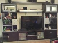$4000 entertainment center for sale for $800 or obo.