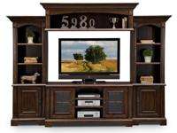 Berkshire 4 Pc. Entertainment Wall Unit - Retails for