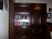 Entertainment Center and Book Shelf Units.  These are