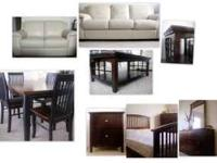 Entire furniture for a 1 bedroom apartment for just