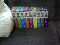 Im selling all 9 seasons  Opened but like new of the TV