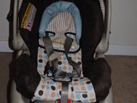 Have an entire Orbit G2 Travel System for sale. 7 items