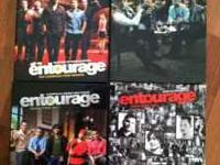 Entourage Seasons 1, 2, 3 including parts 1 and 2 of