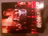 Selling seasons 1 through 7 of Entourage. All in